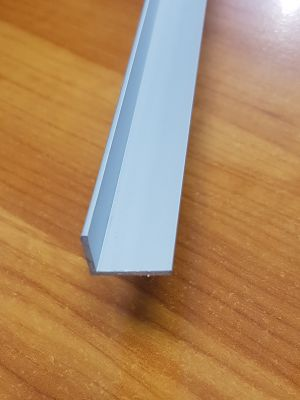 LED Г-образен  ПРОФИЛ 15*10
