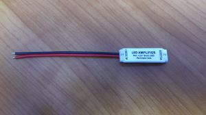 Мини RGB усилвател 3х4А