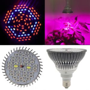 25W LED лампа за оранжерия