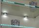 Мебелен модул за осветяване на стъкло 0.7W/12V