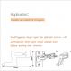 Мебелен модул за осветяване на шкаф 0.25W