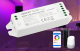 RGBW контролер, 4 канала, 2.4 GHz, 4x6A